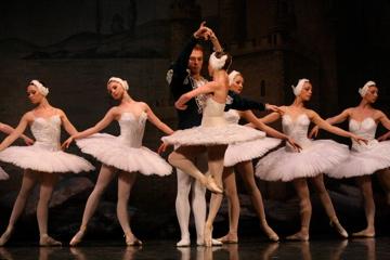 El Ballet de Moscú en el Teatro Coliseum