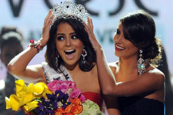 México se lleva la corona de Miss Universo 2010