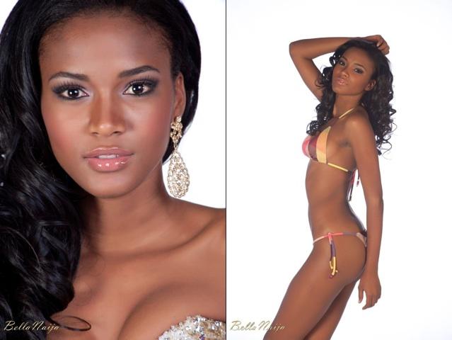 Angola, se lleva el titulo de Miss Universo 2011