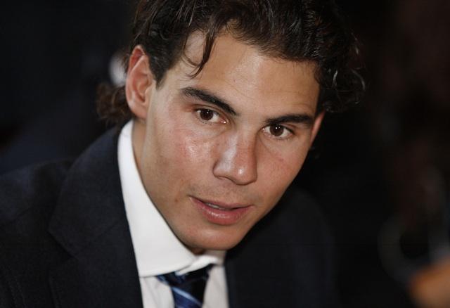 Rafael Nadal será el abanderado del equipo español en Londres