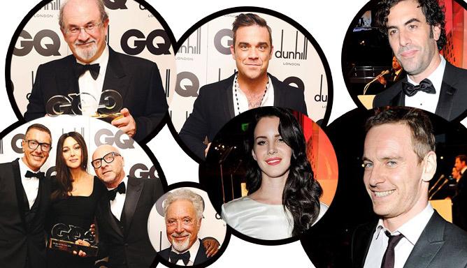 Londres se viste de gala para entregar el premio GQ a los hombres del año