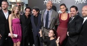 """""""HERCULES"""" Premiere en Los Angeles"""