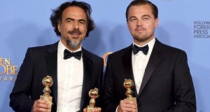 """""""El Renacido"""" de González Iñárritu triunfó en los Globo de oro"""
