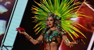 Wendy Esparza, representante de México, quedó en semifinales