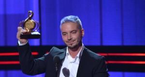 J Balvin fue elegido Artista del Año en Premios Lo Nuestro 2016