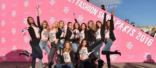 Bella Hadid, Kendall Jenner… Los ángeles de Victoria's Secret viajan a París para el desfile del año