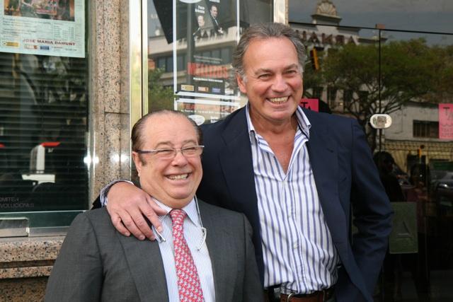 Bertín Osborne y Paco Arévalo serán «Mellizos»