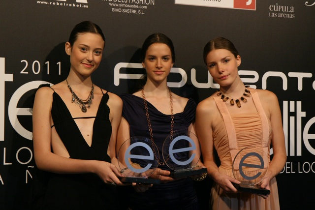 Barcelona acoge la final del Certamen ELITE MODEL LOOK España 2011