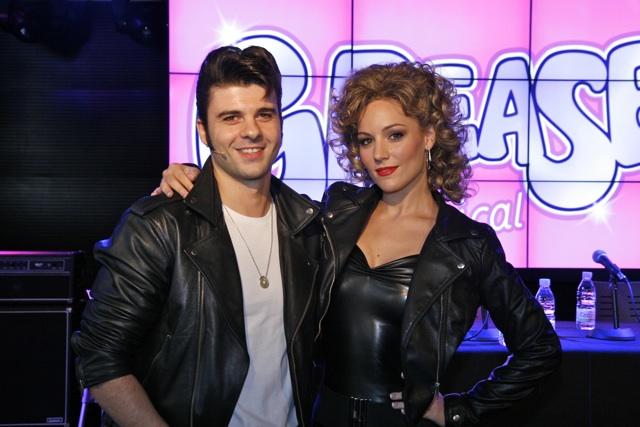 «Grease» el musical regresa a Barcelona en la cúpula de Las Arenas