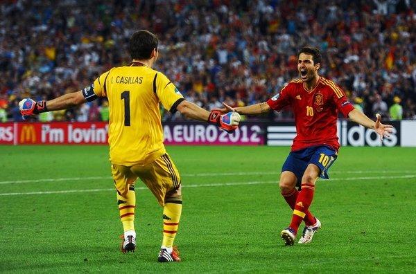 España vence en penales 4-2 a Portugal y pasa a la final de la Eurocopa 2012