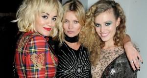 Kate Moss, Georgia May Jagger & Rita Ora celebran en londres los 18 años de Rimmel