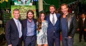 Megan Fox enloquece a México