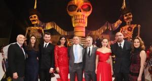 El Día de los difuntos fue el elegido para la premier de Spectre en México