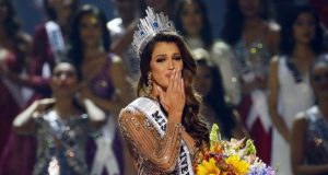 Miss Francia se corona como Miss Universo 2017