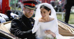 La boda de Enrique de Inglaterra y Meghan Markle