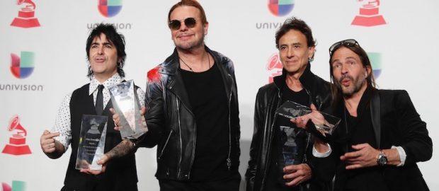 Grammy Latinos 2018