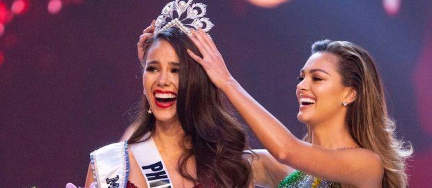 Filipinas se coronó como la nueva Miss Universo 2018