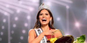 Andrea Meza se corona Miss Universo 2021